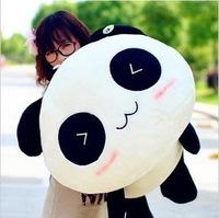 28cm  Giant Panda Pillow Mini Plush Toys Stuffed Animal Toy Doll Pillow Plush Bolster Pillow Doll Valentine's Day Gift Kids Gift