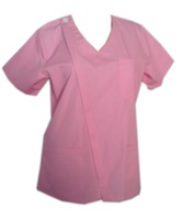 Fashion V-neck  medical scrub Jacket/nurse unfirom