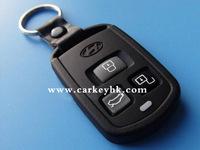 Hyundai key with best quality Hyundai 3 button remote control Sonata shell and hyundai i20