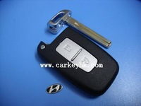 Best quality with best price Hyundai 2 buttons key shell and hyundai i20