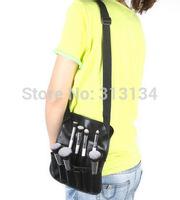 1pcs New Cosmetic Makeup Brush Apron Pouch Bag Artist Belt Strap Holder Case