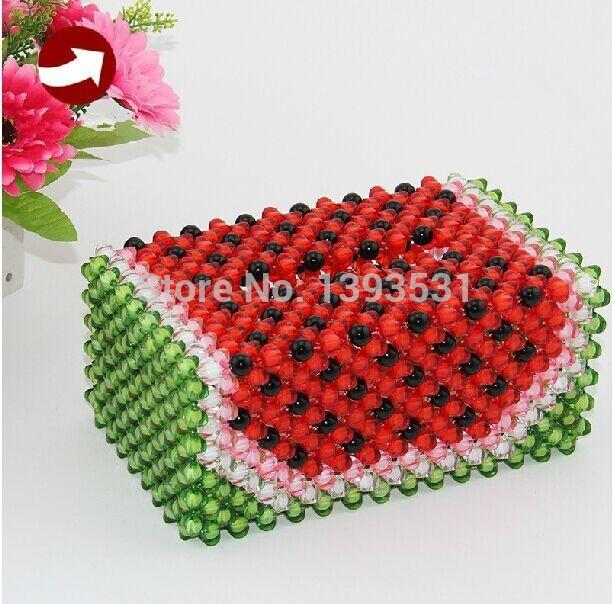 shop popular beaded tissue box from china aliexpress