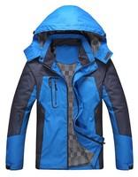 2014 New Men's Windstopper Waterproof Softshell Seamsealed Jacket Spring and Autumn Outdoor Coat denim jacket outdoor jacket
