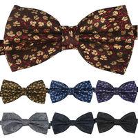 2014 NEW Men women Tuxedo Classic Bowtie Fashion Solid Neckwear Adjustable Man black Bowties Polyester for wedding Free Shipping