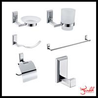Free Shipping-Brass Bathroom Accessories Set,Robe hook,Paper Holder,Towel Bar,Towel Ring,Soap Dish,Tumbler Holder bathroom sets