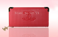 Wallets 2014! brand Free Shipping women wallet women purse PU Leather wallet High Quality and colorful wallet lower price F06