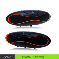 New  vatop  wireless rugby bluetooth speaker hand free call for smart phone laptop