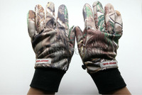 MOSSY OAK REALTREE CAMO GLOVES LIGHTWEIGHT FISHING GLOVES HUNTING GLOVES SIZE XL