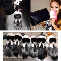 Hot!!!! New Arriving Real Fur Karl doll Bag Boy Karlit o Bag Tag Pendant Key Chain