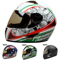 free shipping beon brand motorcycle helmet casco capacete full face helmet winderproof Racing helmets ECE