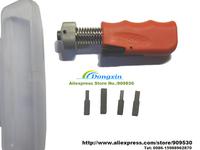 Hot!! Nice Light Weight Plug Spinner with 4pcs Picks Civil Locksmith