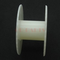 2PCS 60x32mm Plastic Bobbin Wire Coil Former For DIY Inductor Transformers