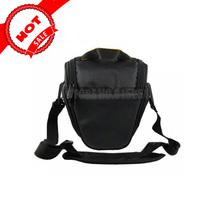 Camera bag triangle package for D3000 D3100 D90 D5100 SLR photography Shoulder Camera Bag