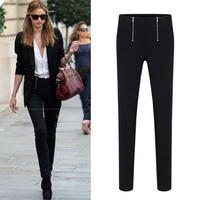 Female trousers pencil pants casual pants PA073740
