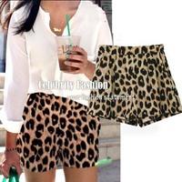 Leopard Women Pants SH00124