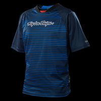 2014 New Troy Lee Designs Skyline Jersey Breathable Polyester Mesh Cycling Jersey TLD Men Short Sleeve MTB Jersey Size:S-XXXL