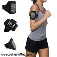 Gym Jogging Phone Arm Band Case holder cover For iphone 6 Plus 5.5inch New Solf Belt Neoprene Waterproof Running Sport Armband