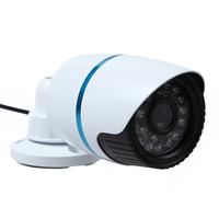1280*720P 1.0MP Mini Bullet IP Camera ONVIF 2.0 Waterproof Outdoor IR CUT Night Vision P2P Plug and Play, free shipping