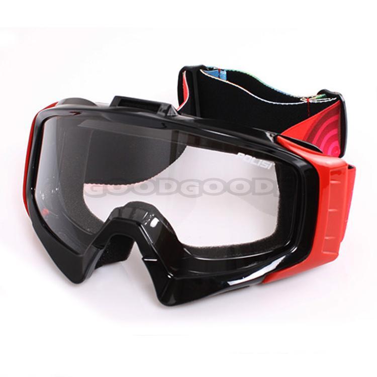 New 2016 POLISI Unisex Snow Snowmobile Goggles Ski Winter Dual Lens Anti-Fog Motorcycle Motocros ...