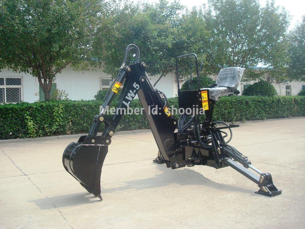 small garden tractor loader backhoe/mini backhoe loader(China (Mainland))