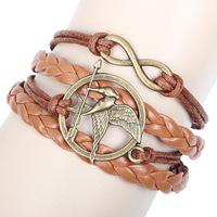 Woven Bracelet game bird icon DIY bracelet bracelet Jewelry aliexpress /ebey/ Dunhuang supply