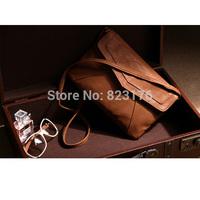 2014 designer satchels womens leather envelope shoulder bags ladies small vintage crossbody sling messenger bag