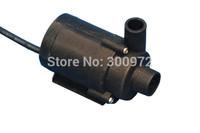 Submersible Pump,solar Water pump 7V Mini pump for fish tank free shipping ,CP32-0780(7V/ 195LPH 0.8M, Black)