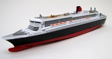[Scarce goods] Siku 1723 Queen Mary II cruise ship  boat alloy model toy 1:1400(China (Mainland))