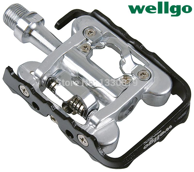 [해외]부품 / Clipless 페달을 WPD-M17C MTB 도로 자전거 자전..