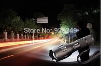 New 2014 cree flashlight XM-L T6 2000 Lumens High Power 10W Torch Zoomable UltraFire 18650 led flashlight camp lantern