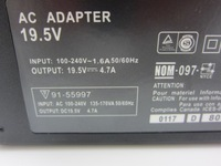 19.5V 4.7A AC Adapter Charger For SONY VAIO VGP-AC19V20 VGP-AC19V29 VGP-AC19V31 VGP-AC19V32 VGP-AC19V33 VGP-AC19V36 VGP-AC
