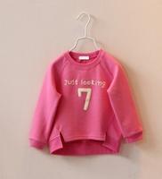2014 New Girls sweater Autumn Children Outerwear kids winter clothes girls jacket kids clothes Free shipping