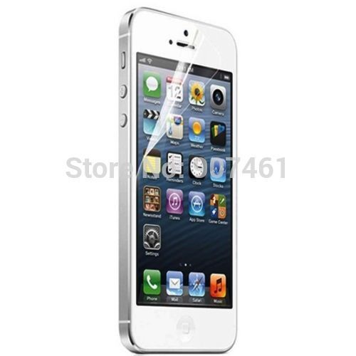 """10pcs/lot Retail Package Ultra Clear Front Screen Protector Film Skin Guard For iPhone 6 4.7""""(China (Mainland))"""