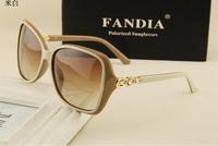 New Vintage Sunglasses Women Polaroid Oculos De Sol Feminino Fashion Polarized Sunglasses Women Brand Designer Sun Glasses 2049