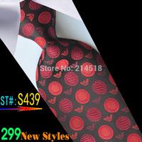 2014 New Arrival Gentlemen Neckties Fashion Casual Designer Brand Men Formal Business Wedding Party Ties #439