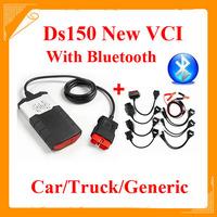 DS150E cdp TCS PRO Plus 2013 R3 keygen as a gift ds150e with bluetooth + carton box DHL free shipping