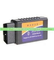 10pcs/lots Free shiping  Vehicle Diagnostic Tool OBD2 OBD-II ELM327 ELM 327 V1.5
