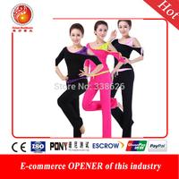 Hot Selling High Quality Yoga Clothes Shirt+Vest+Pants Elbow Sleeve Elasticity Yoga Three-piece Set Roupas De Academia Feminino