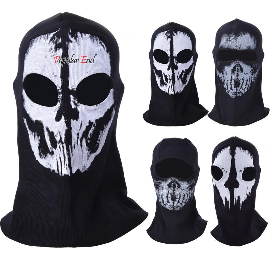 Half Skull Mask Upper - klejonka
