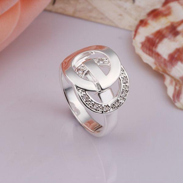R291 Wholesale 925 sterling silver ring, 925 silver trendy jewelry, fashion ring /dxoamova aoyajgfa(China (Mainland))