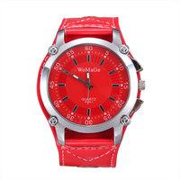 Fashion business casual watches men watch leather brand name quartz analog big dail clock relogio top quality dropship