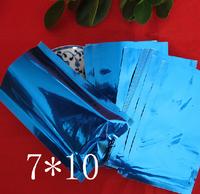 Wholesale 7*10cm  Coffee bags / tea packaging bag / food packaging bag / vacuum bags   LOGO