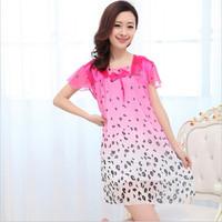 Trim Clothes Women Wrap Brassiere Sleepshirts Sweet Dream Sleepwear Embellished Clear Professional Magicdream Brand YP1203194