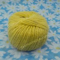 Free Shipping 100 Yard Yellow Hemp Cord twine rope string craft  Photo Hanging  Scrapbooking 1.5mm Shoe Decoration DIY
