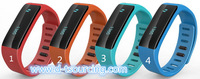 Dulife Series Sports bracelet for android APP pedometer L28C Bluetooth 4.3 health mornitoring / track Sleeping free shipping