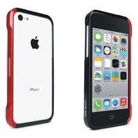 Lovemei For iphone 5C aluminum alloy bumper case protector