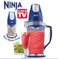 DHL Free Shipping Ninja Master Prep Blender and Food Processor, Blue