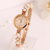 2014 Relogio feminino Luxury Brand JW Women Wristwatches Fashion Quartz ladies watch Rhinestone watches Casual Bracelet Watch