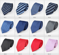 Gentlemen Neckties New Arrival Fashion Casual Designer Brand Men Formal Business Wedding Party Ties 140*8*4 Cm 1x