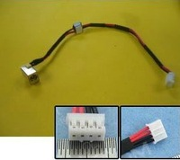 Free Shipping!!!New Laptop DC Power Jack Socket Connector With cable For Acer aspire 5741 5551 5742 5741z
